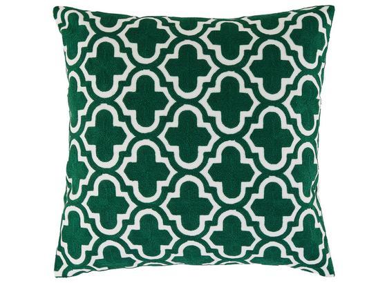 Poťah Na Vankúš Mary Stick - biela/zelená, Moderný, textil (45/45cm) - Mömax modern living