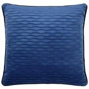 Zierkissen Waves - Blau, MODERN, Textil (45/45/cm) - Luca Bessoni