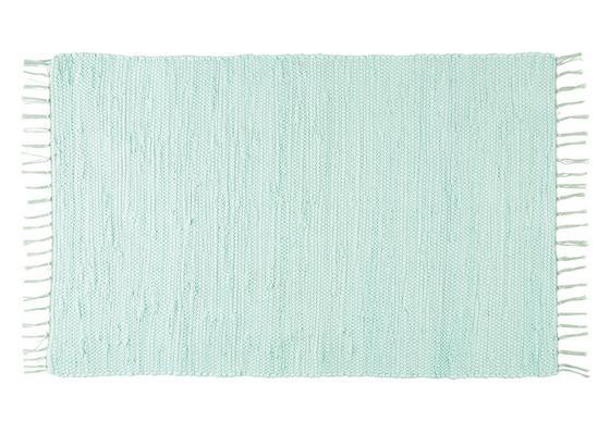 Plátaný Koberec Julia - svetlozelená, Romantický / Vidiecky, textil (70/230cm) - Mömax modern living