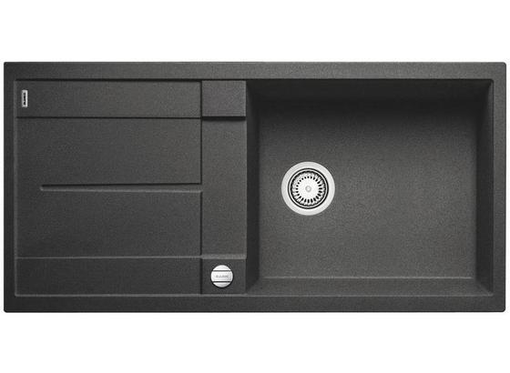 einbausp le blanco metra xl 6 s aus granit. Black Bedroom Furniture Sets. Home Design Ideas
