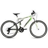 Mountainbike Mtb Fully 26'' Scrawler 568m - Basics, Metall (180/70cm)