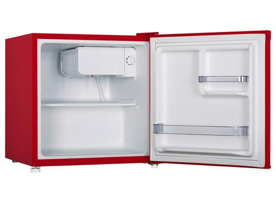 Minikühlschrank KB 8876 Rot - Rot, Basics, Kunststoff (47cm) - Severin