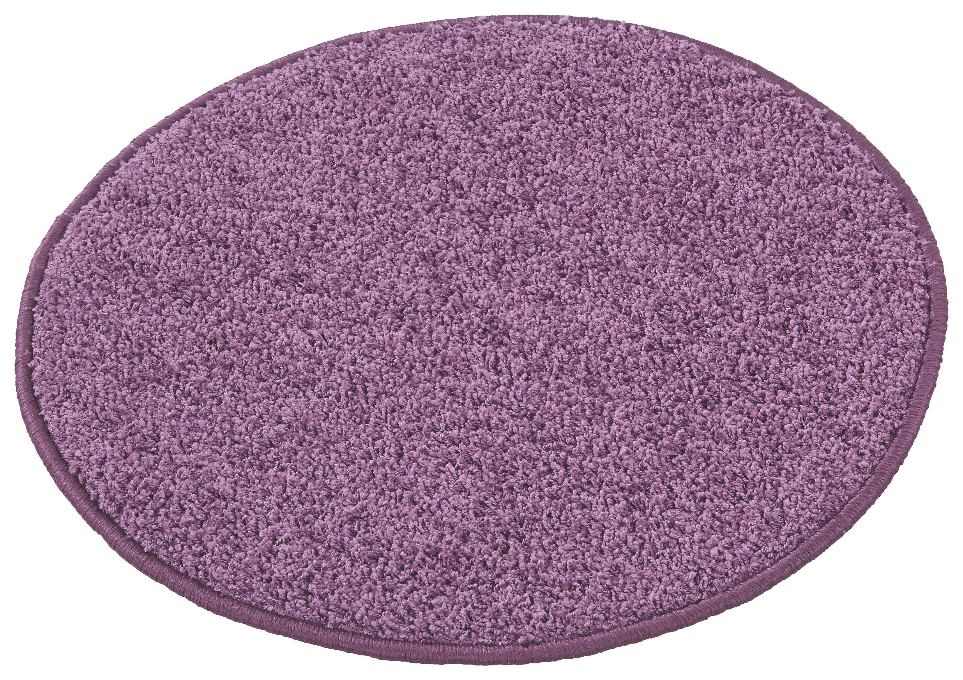Shaggy Szőnyeg Shpinx - lila, konvencionális, textil (67cm)