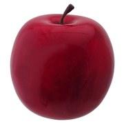 Dekoapfel Birte - Rot, KONVENTIONELL, Kunststoff (6,5cm)