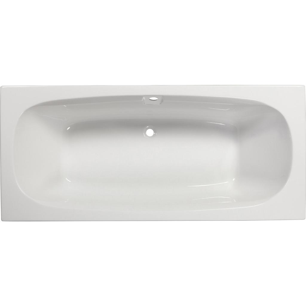Akrylová Vaňa Bielej Farby Marbella 170cm
