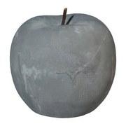 Dekofrucht Ø 9 cm - Grau, MODERN, Stein (9/9cm)