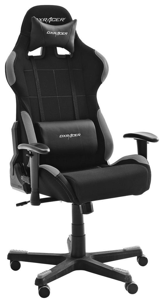 Gamingstuhl Dx Racer 5 Schwarz Grau Online Kaufen Mobelix