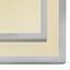 Led Stropná Lampa Abel 40/40cm, 24 Watt - Konvenčný, kov/plast (40/40/9cm) - Mömax modern living