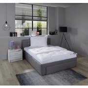 Leichtdecke First Class - Weiß, MODERN, Textil (140/200cm) - FAN