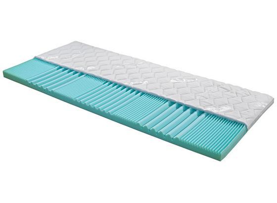 Vrchní Matrace Gamma 160x200 - bílá, textil (160/200cm) - Primatex