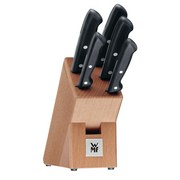 Messerblock Classic Line - KONVENTIONELL, Holz/Metall - WMF