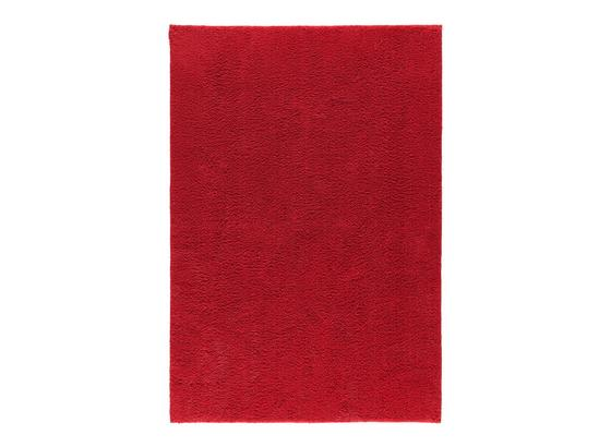 Koberec S Vysokým Vlasem Helsinki 2 - červená, Basics, textil (120/170cm) - Mömax modern living