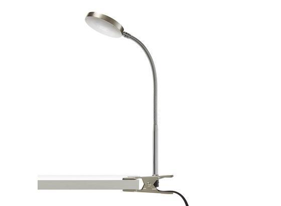 Lampa Se Svorkou Holger - barvy chromu, Moderní, kov/umělá hmota (29,5/44cm) - Mömax modern living