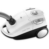 Bodenstaubsauger Classic Clean T6670 - Weiß, MODERN, Kunststoff (44/27/23cm)