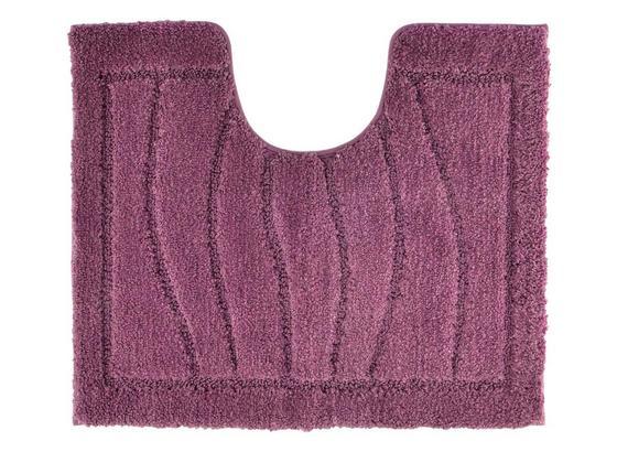 WC-Vorleger Lasse - Altrosa, ROMANTIK / LANDHAUS, Textil (50/60cm) - James Wood