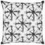 Polštář Ozdobný Batik - šedá, Moderní, textil (45/45cm) - Mömax modern living