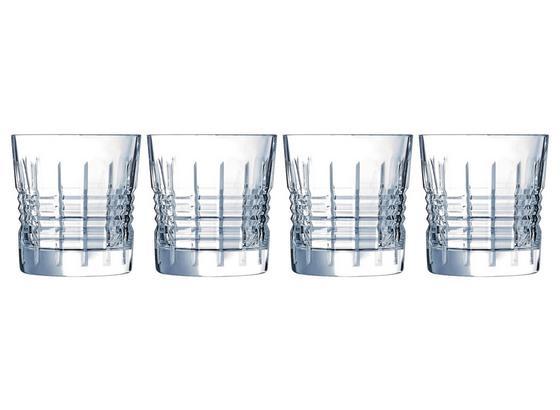 Whiskyglas 4 Er Pack, 320cl - Transparent, Basics, Glas (320ml) - Mäser