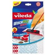 Wischbezug Vileda Wischmat Extra - Rot/Weiß, Kunststoff (2,7/27,2/19,6cm) - Vileda