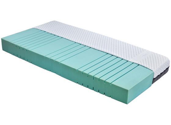 Kaltschaummatratze Homestar 180x200cm H4 - Weiß, Textil (180/200cm) - Primatex
