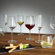 Weißweinglas Iskandar, 4er Set Inhalt ca. 380 ml - Klar, MODERN, Glas (0,38l) - Luca Bessoni