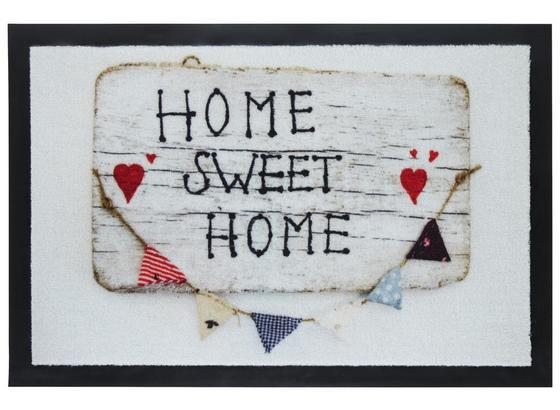 Rohožka Home Sweet Home 3 - viacfarebná, Moderný, textil (40/60cm) - Mömax modern living