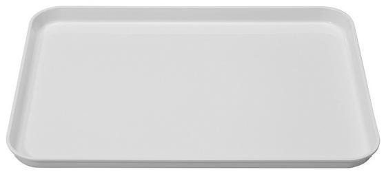 Tálca Többféle Színben - kék/fehér, konvencionális, műanyag (30/2/41cm)