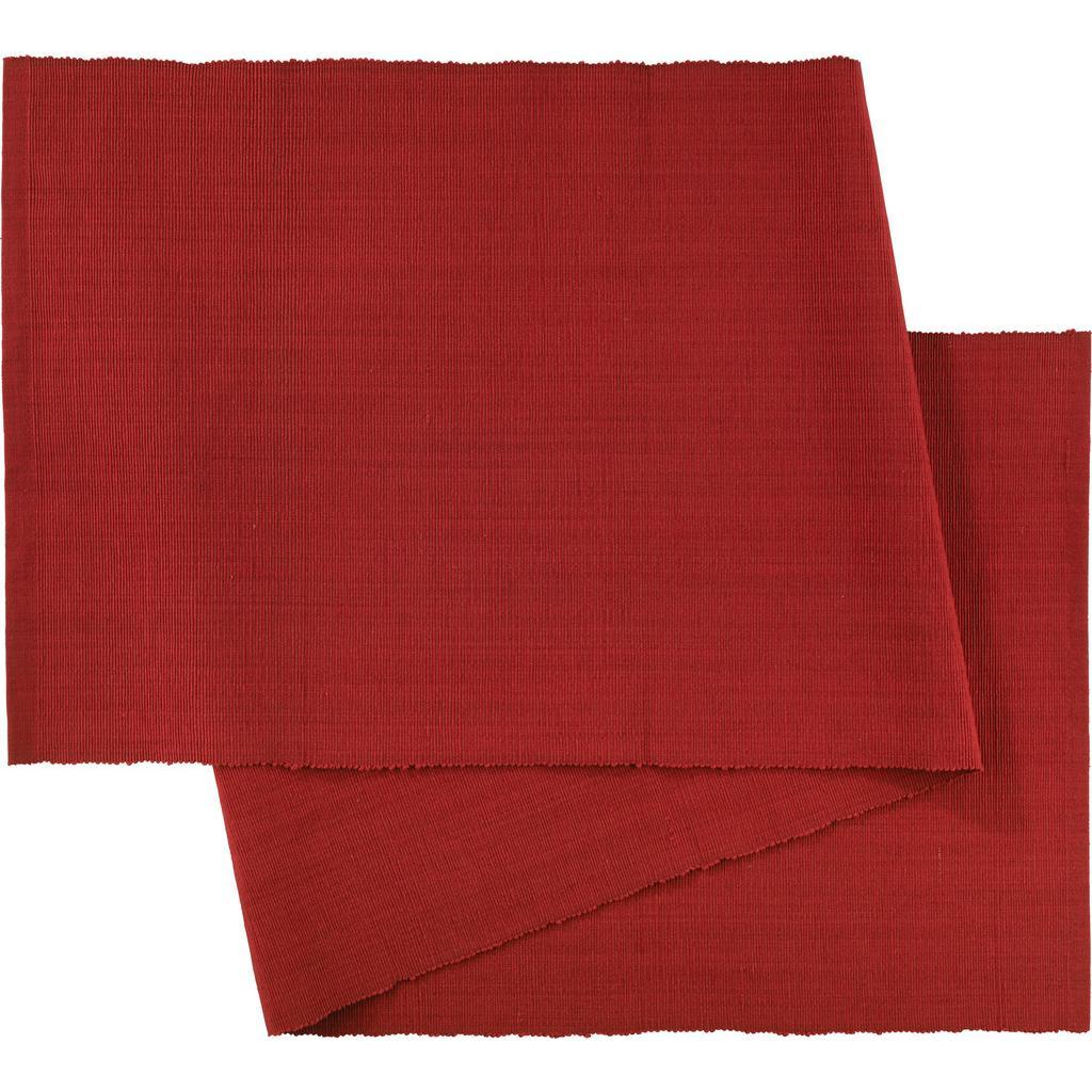 Ubrus 'běhoun' Na Stůl Maren, 40/150cm, Červená