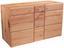 Sideboard Porto - Buchefarben, MODERN, Holz (150/88,7/45cm)