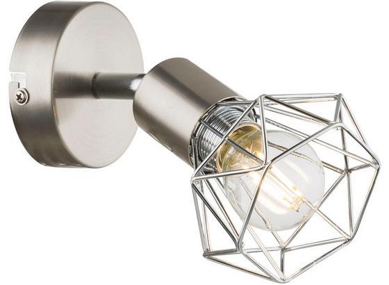 Strahler Evelin,1-flammig - MODERN, Metall (9/17cm) - Luca Bessoni