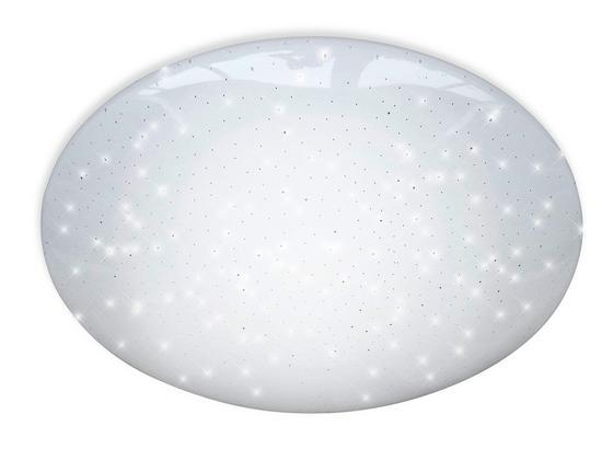LED-Deckenleuchte Barbelies - Weiß, MODERN, Kunststoff/Metall (26/8,5cm) - Luca Bessoni