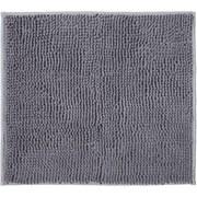 LUCA BESSONI WC Vorleger Anke, Mit/ohne Schnitt   Grau, MODERN, Textil (