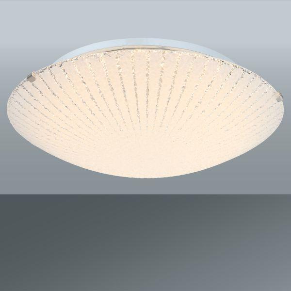 Svítidlo Stropní Margret - Konvenční, kov/sklo (30/10cm) - MÖMAX modern living