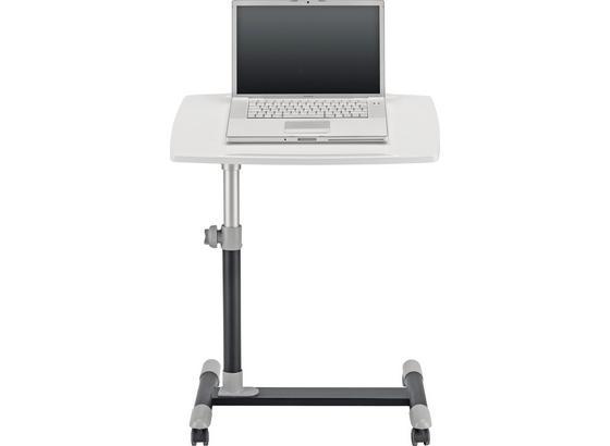 Písací Stôl Alexis - sivá, Moderný, kov/plast (60/88/40cm) - Mömax modern living