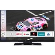 40 Zoll Fernseher Led 40.74 Fts Fhd Smart TV - Schwarz, MODERN, Metall (89,5/53/6,5cm) - Silva Schneider