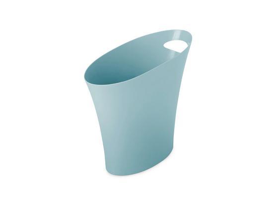 Kozmetický Kôš Lilo - modrá, Moderný, plast (34/16/33cm) - Mömax modern living