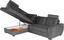 Sedací Souprava Falco - tmavě šedá, Konvenční, kov/dřevo (183/251cm) - Ombra