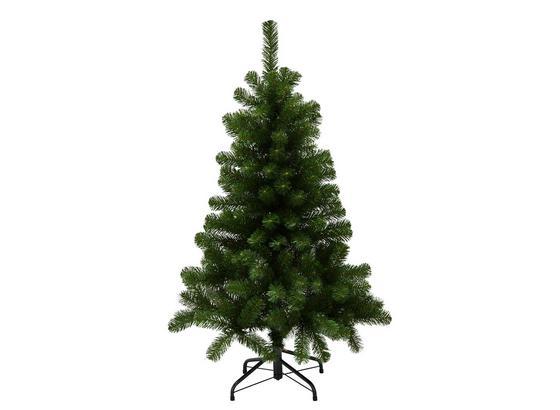 Vianočný Stromček Charlton - zelená, kov/plast (76/120cm)