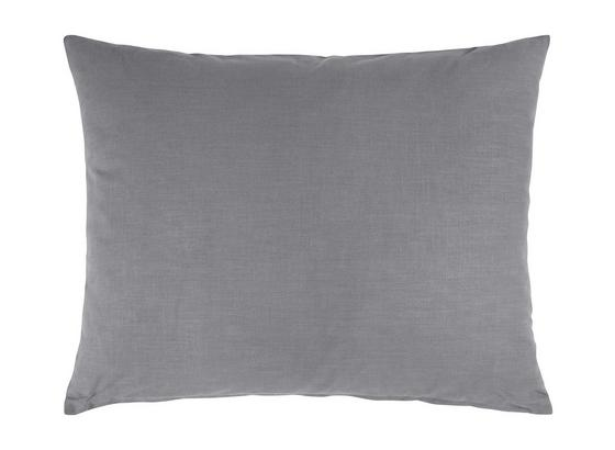 Povlak Na Polštář Katarina -ext- - šedá, textil (40/50cm) - Mömax modern living