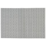 Tischset Sonja 30x45 cm - Grau, MODERN, Kunststoff (30/45cm) - Luca Bessoni