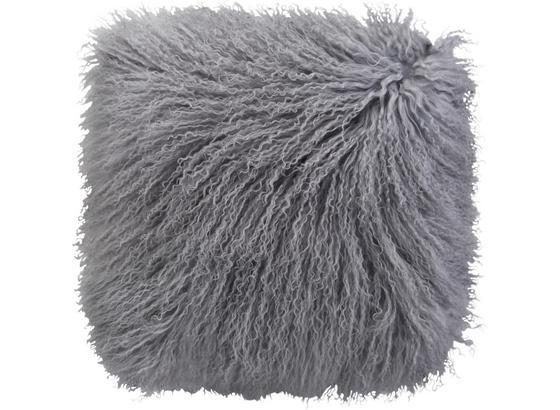 Polštář Ozdobný Shaun -top- - šedá, textil (40/40cm) - Premium Living