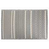 Teppich Beige/Grau 120x180 cm - Beige/Grau, Basics, Textil (120/180cm)