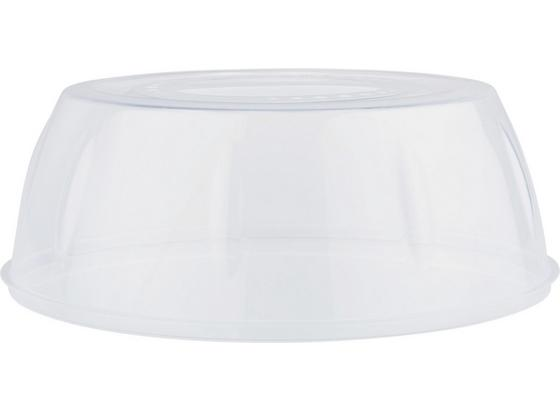 Kryt Do Mikrovlnnej Rúry Leopold - číre, plast (27/10cm) - Mömax modern living
