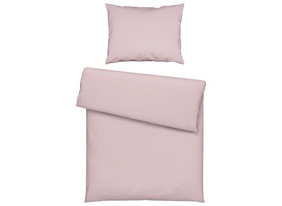 Povlečení Iris - růžová, textil (140/200cm) - Modern Living