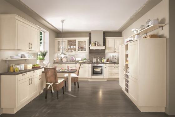 Kuchyně Na Míru Liverpool - dřevěný materiál