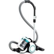 Bodenstaubsauger Comfort Clean T8673 - Türkis, MODERN, Kunststoff (36,5/25/31cm) - Trisa Electronics