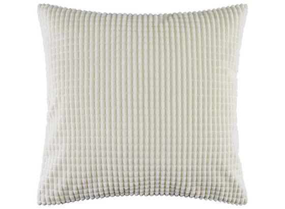 Zierkissen Halina - Beige, MODERN, Textil (45/45cm) - Luca Bessoni