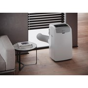 Klimaanlage PACW29CO BK - Weiß/Grau, Basics, Kunststoff (44,8/74,4/40cm) - Bauknecht