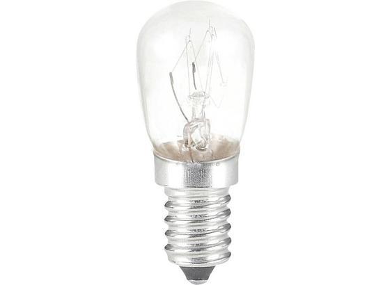 Žárovka 11416b, E14, 15 Watt - kov/sklo (2,5/5,5cm)