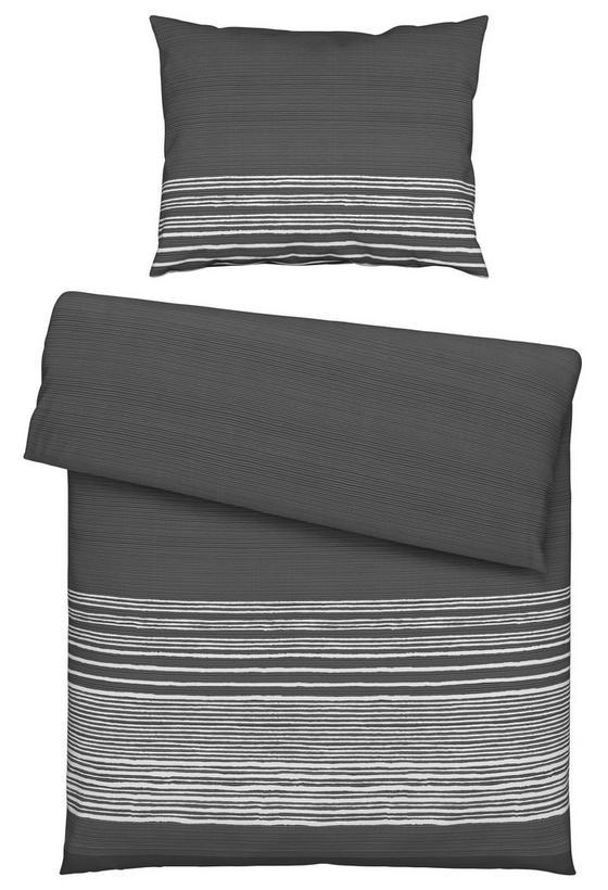 Povlečení Alessio - antracitová, Konvenční, textil (140/200cm) - Mömax modern living