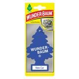 Wunderbaum New Car - Blau, KONVENTIONELL (7,5/19/0,4cm)